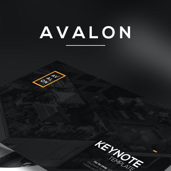 AVALON Keynote Template