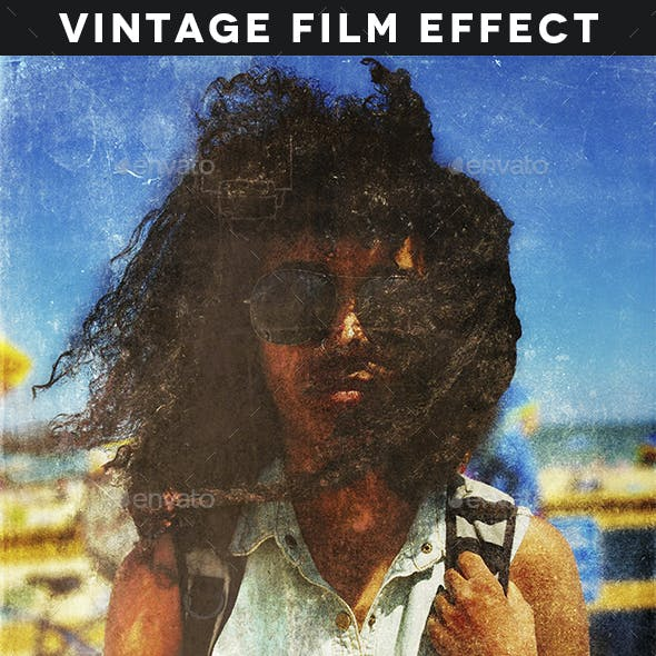 Vintage Film Effect