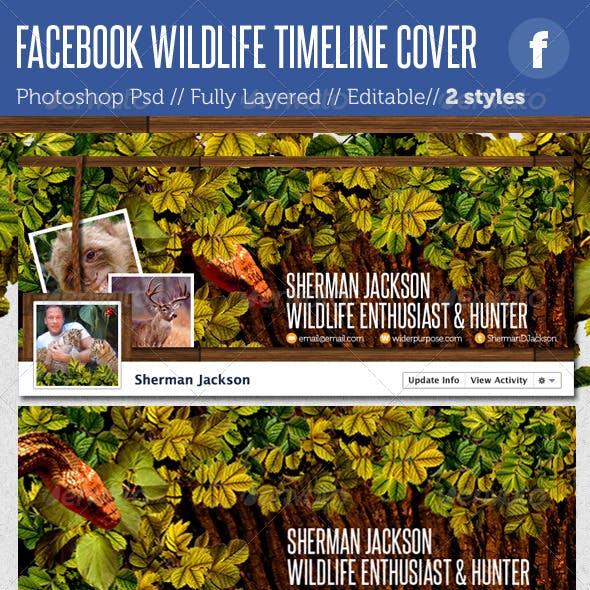Facebook Timeline Covers - Wildlife