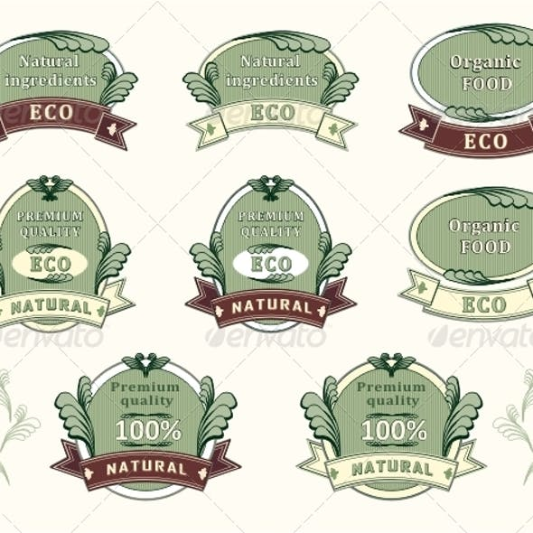 Set quality labels for natural ingredients