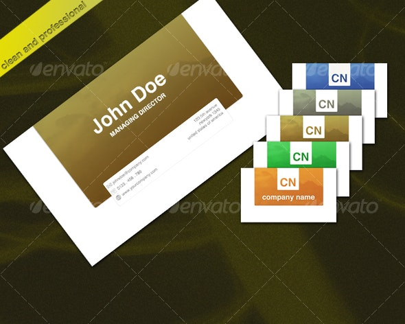 coorporate business card - Corporate Business Cards
