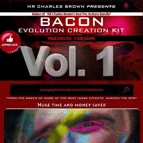 Bacon Evolution Creation Kit