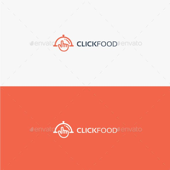 Click Food Logo