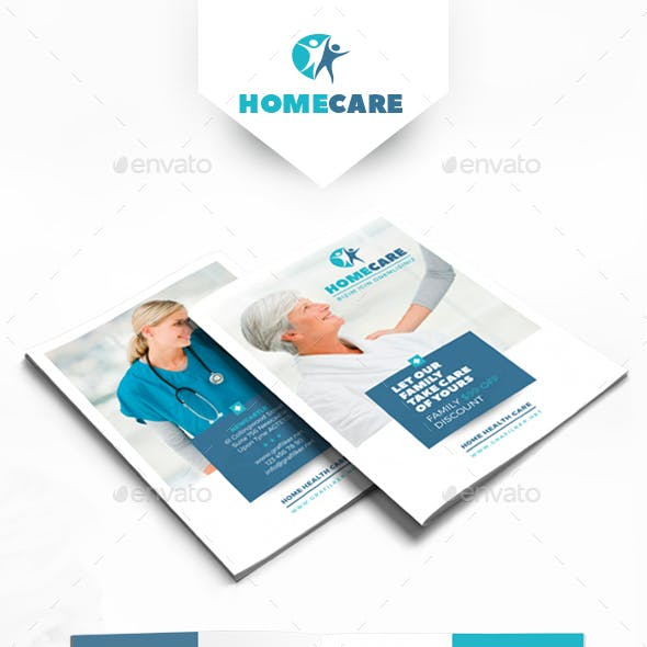 Home Health Care Brochure Templates