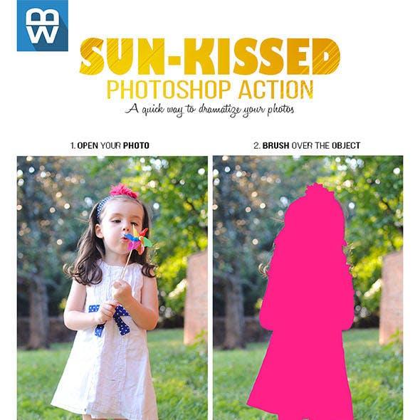 Sun-Kissed Photo Effect