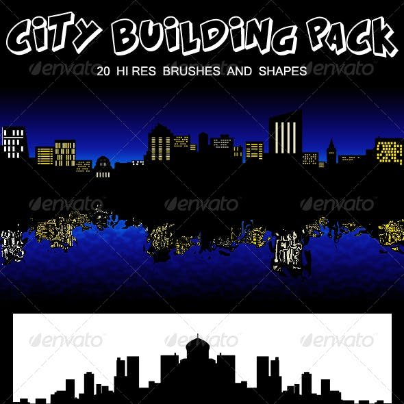 City Building Pack