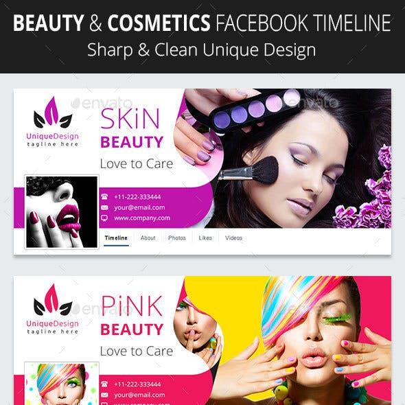 Beauty & Cosmetics Facebook