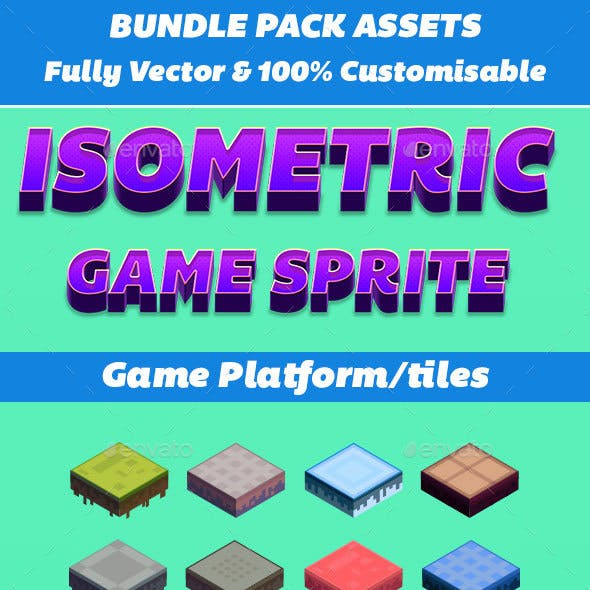 Isometric Bundle Assets