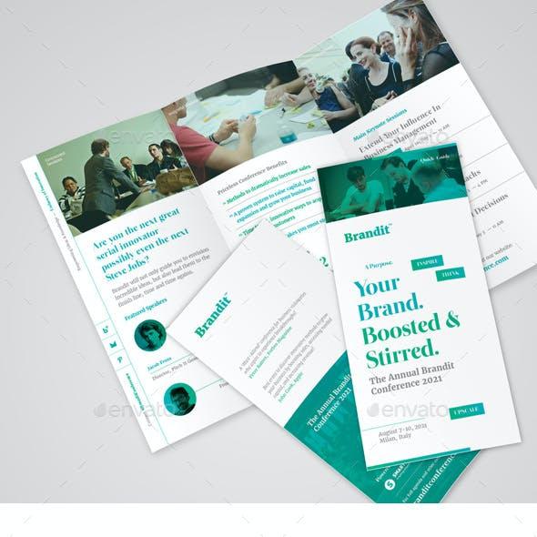 Conference/Seminar Leaflet