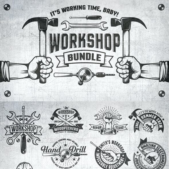 Workshop Logo Set