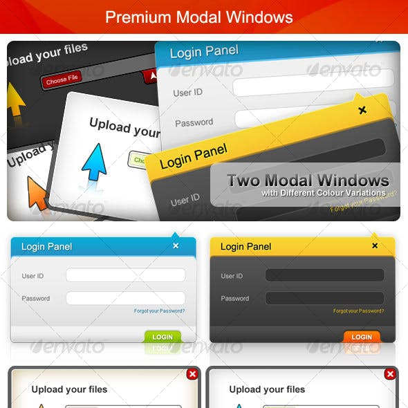 Modal Windows