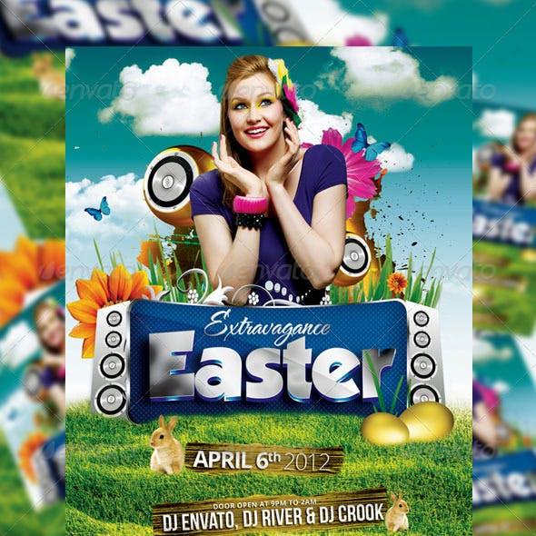 Easter Bunny Flyer Vol_1