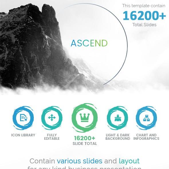 Ascend - Powerpoint Presentation Templates