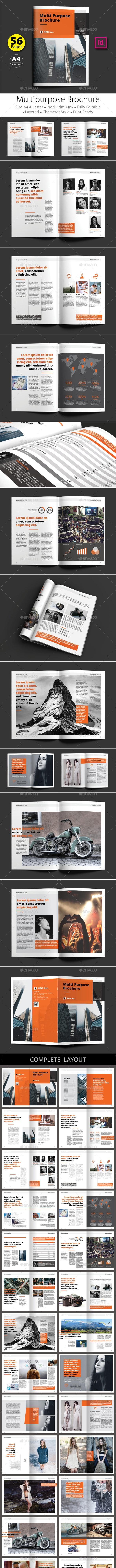 Marlakk Multipurpose Brochure V.1 - Informational Brochures