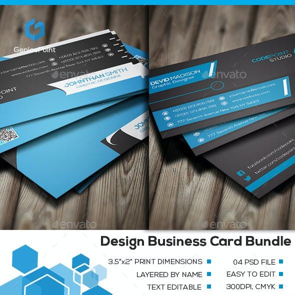 Business Card Bundle 06