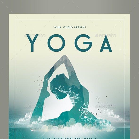 Yoga Flyer / Poster 2