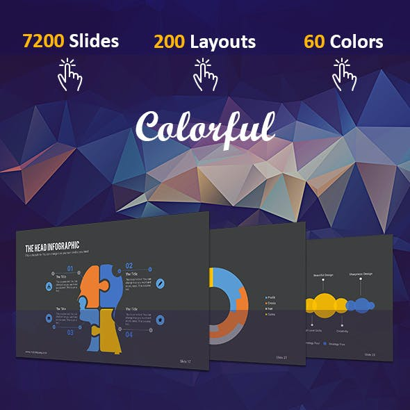 Colorful - Beautiful Business Template