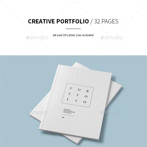Multipurpose Portfolio