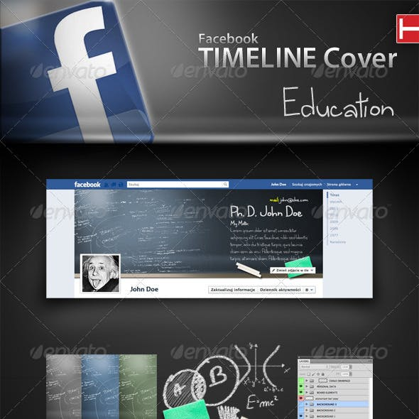 Facebook Timeline Cover | Education
