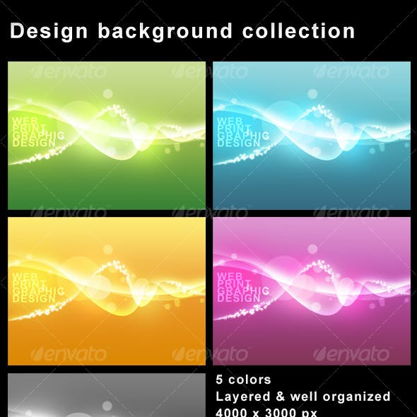 Design background collection