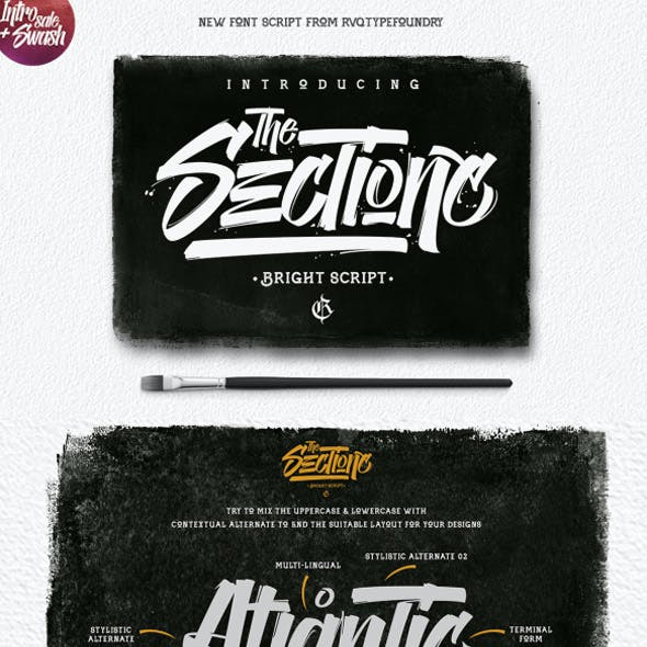 The sectione bright script