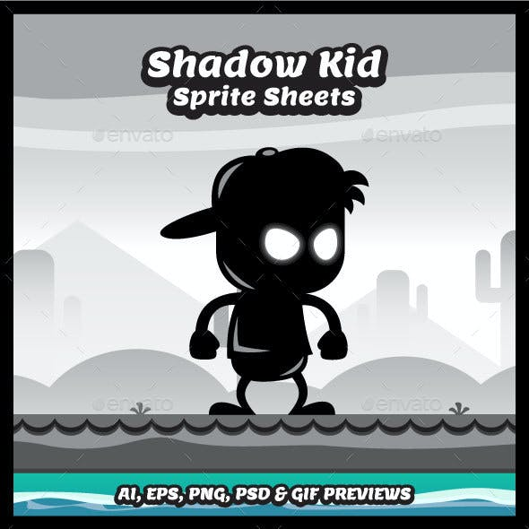 Shadow Kid Game Character