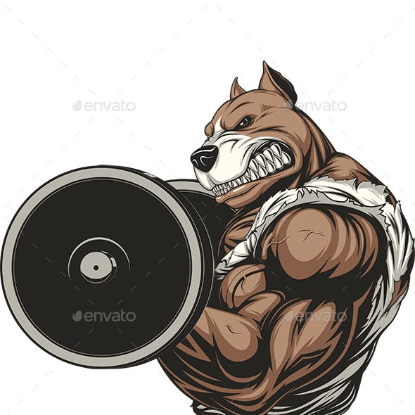 Strong Dog