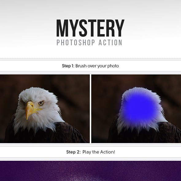 Mystery Photoshop Action