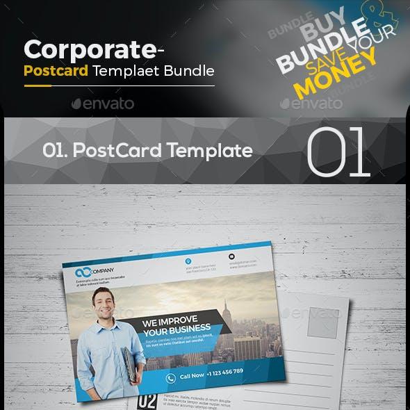 Corporate Postcard Bundle