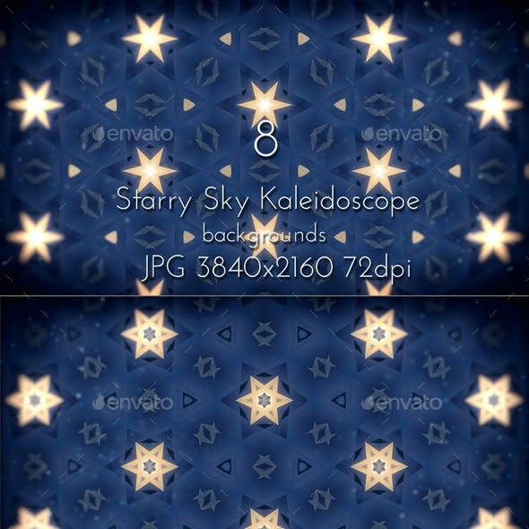 Starry Kaleidoscope