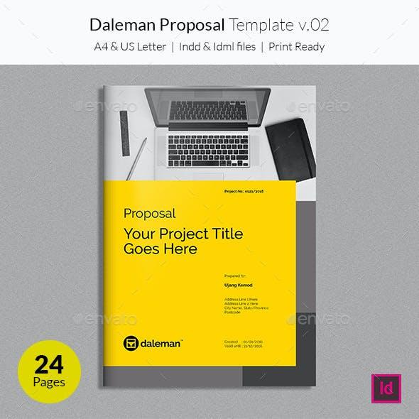 Daleman Proposal Template v02