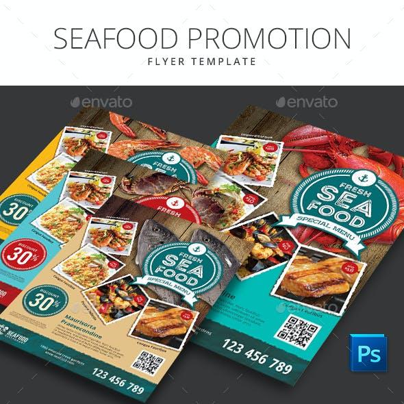 Seafood Promotion