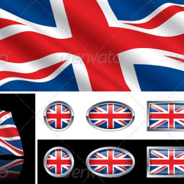 United Kingdom Flag Collection