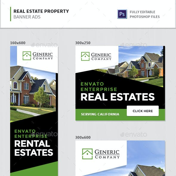 Real Estate Property Graphics Designs Templates