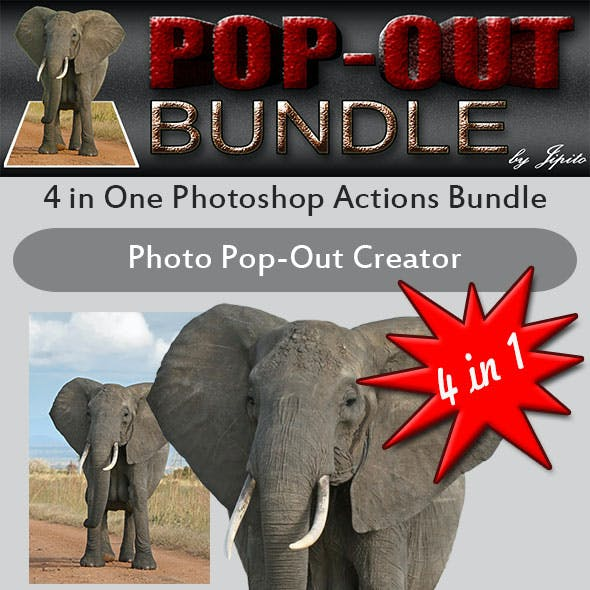 Pop Out Effects Bundle