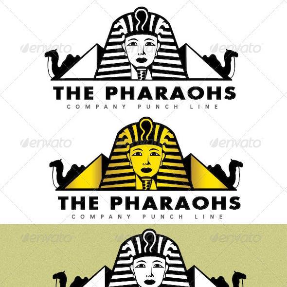 The Pharaohs Logo