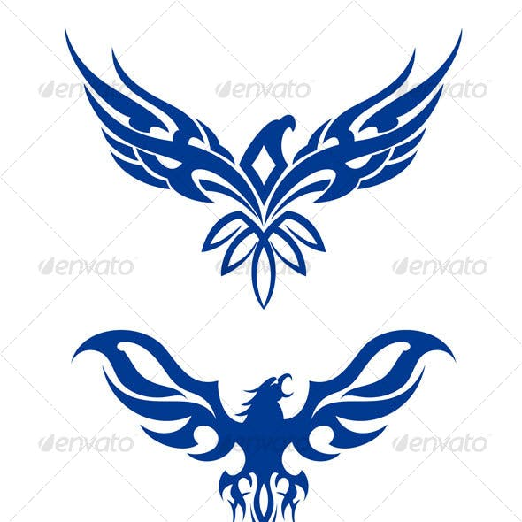tribal eagles