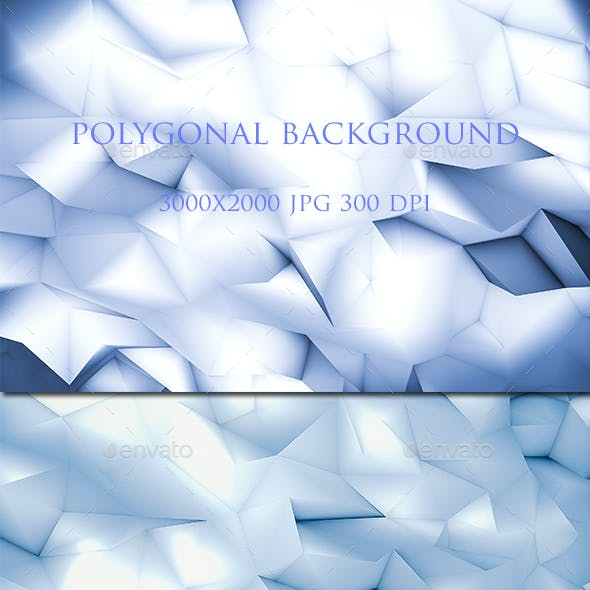 Polygonal Background 2