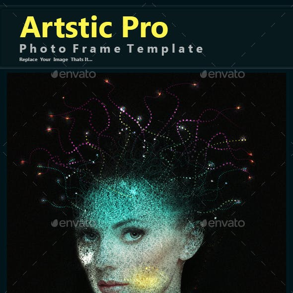 Artistic Pro Photo Template
