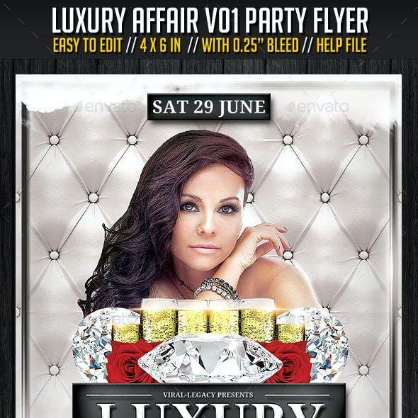 Luxury Affair V01