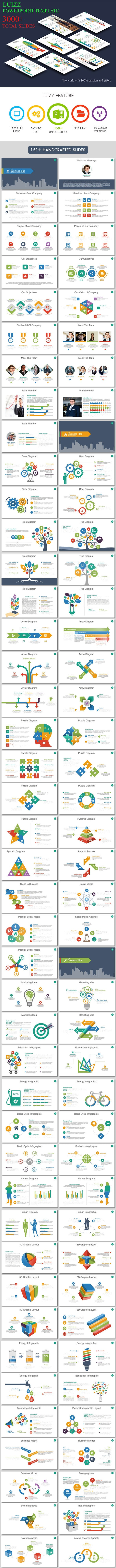 Business Idea 2016 - Google Slides Presentation Templates