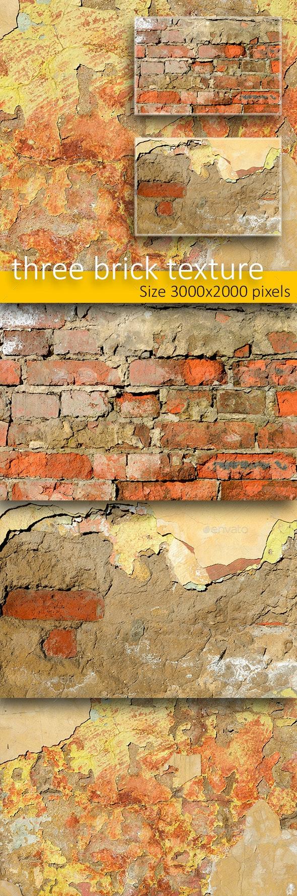 Brick texture 5 - Stone Textures