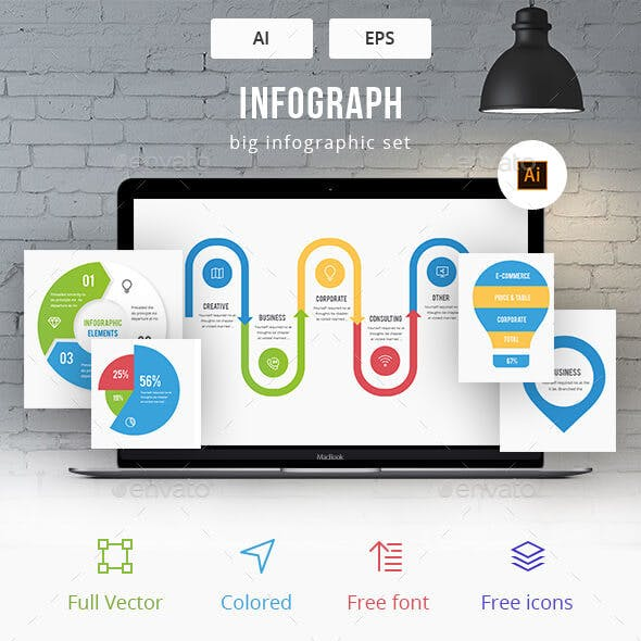 Infograph  - Infographic Elements Kit