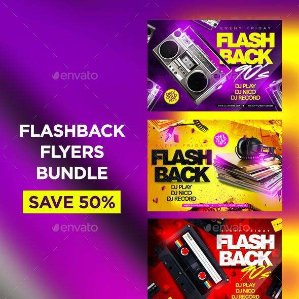 Flashback Flyers Bundle