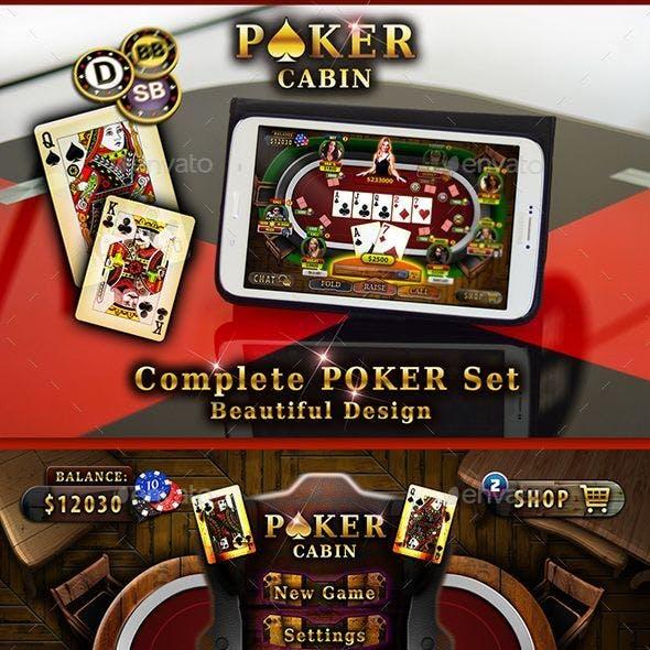 Poker Complete Assets Pack