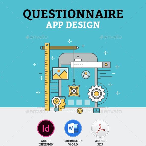App design questionnaire