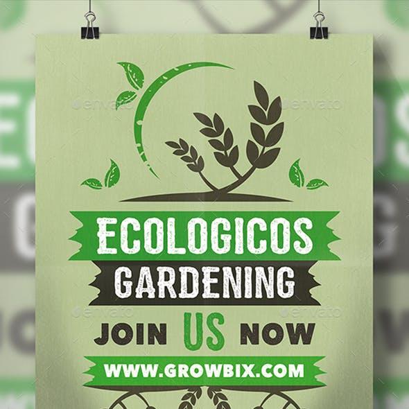 Eco Grow Flyer