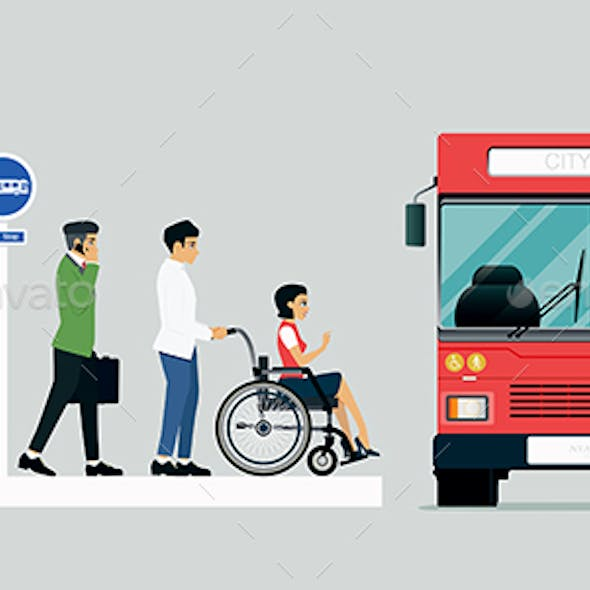 Disabled Bus