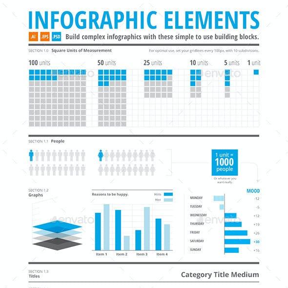 Infographic Builder Kit