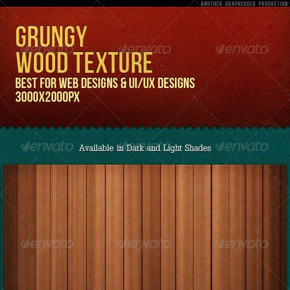 Noisy Grungy Wood Texture